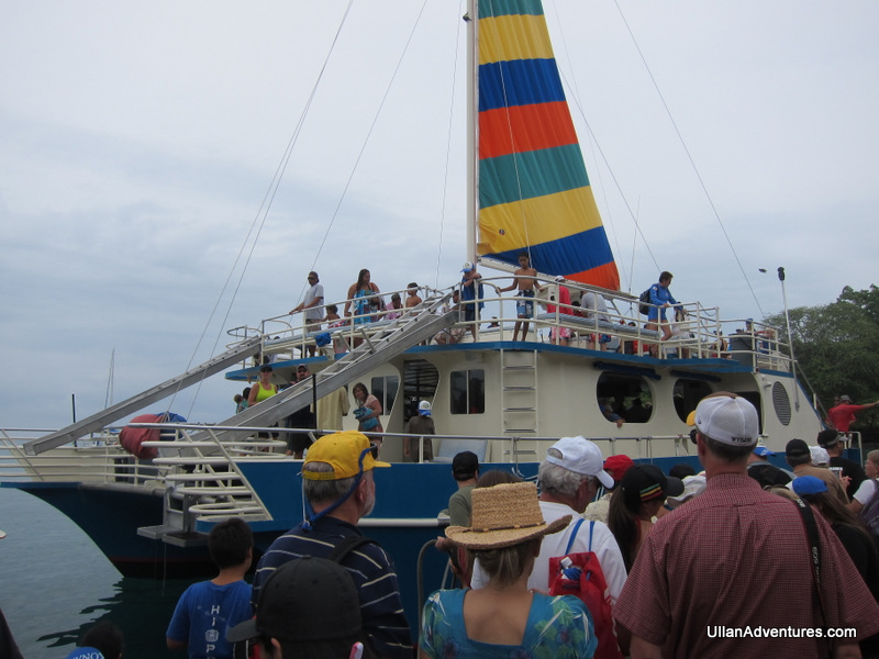 $4 Boat ride
