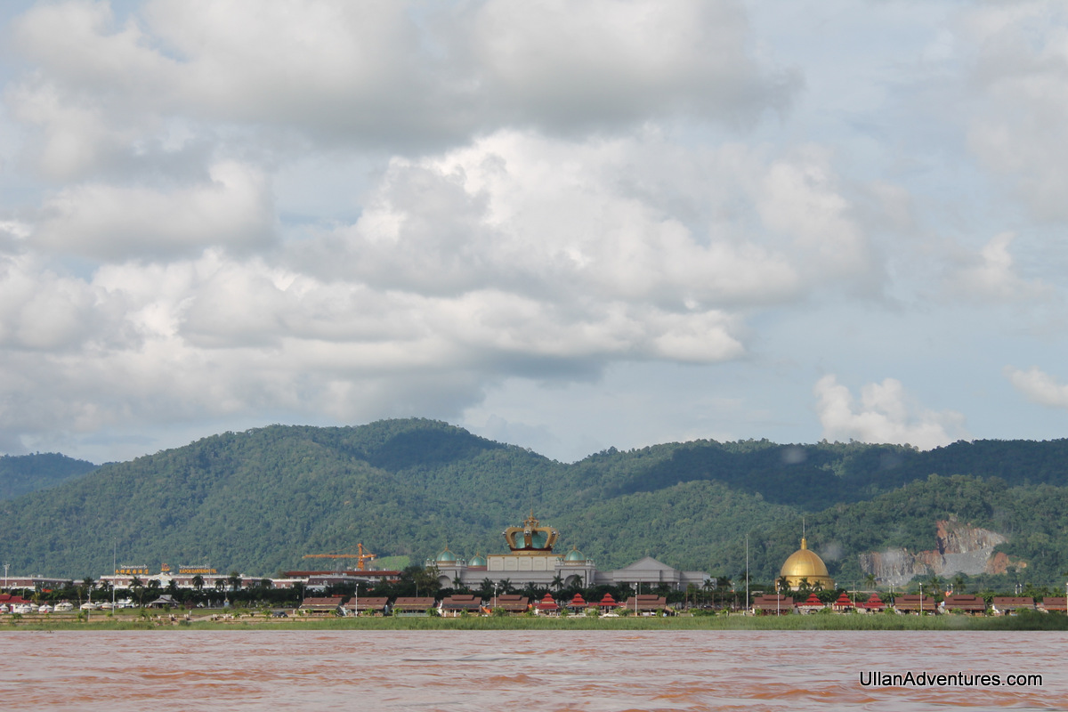 Visiting The Golden Triangle Border Of Thailand Laos
