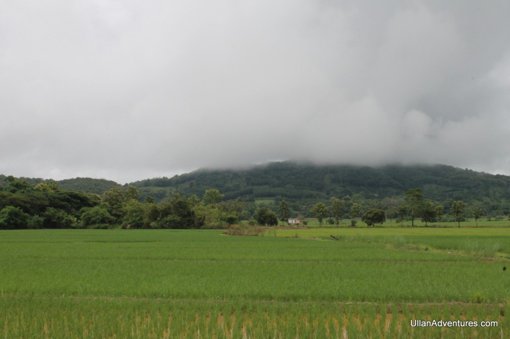 Scenery in Northern Thailand