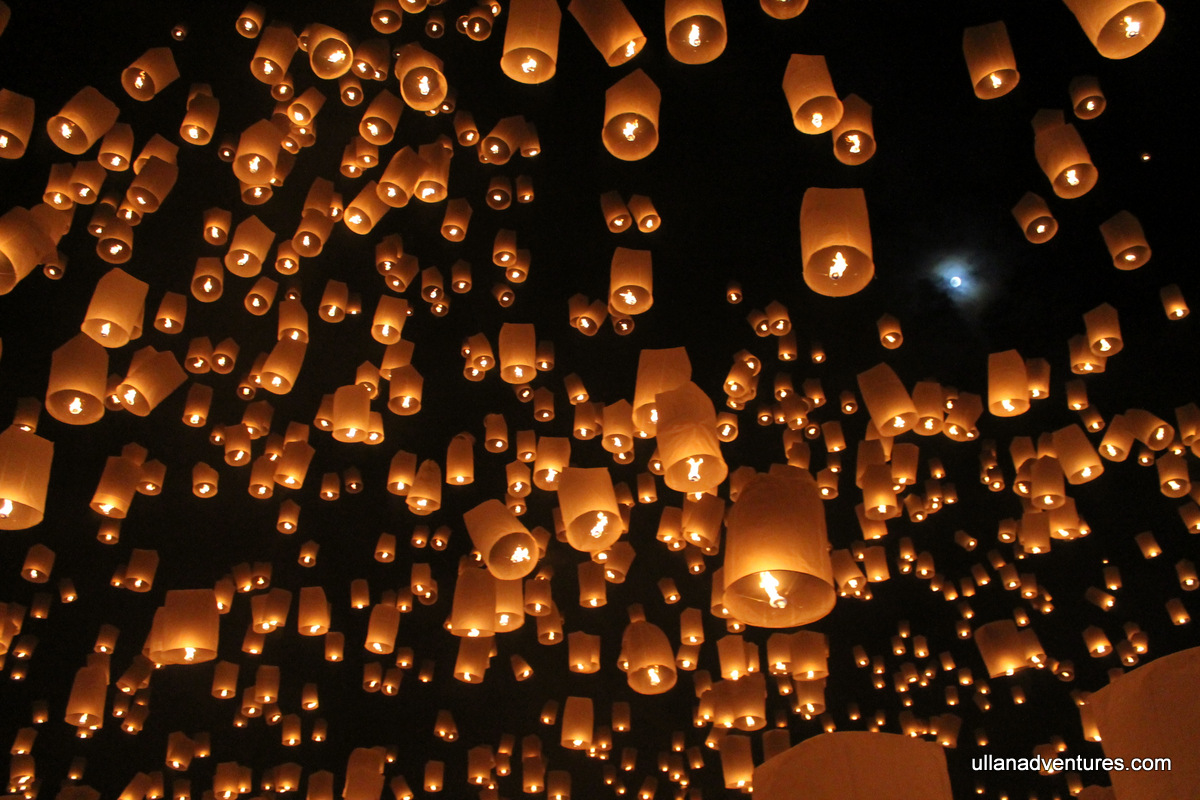 Yee Peng (Sky Lantern Festival) for Flying Lantern Wallpaper  67qdu