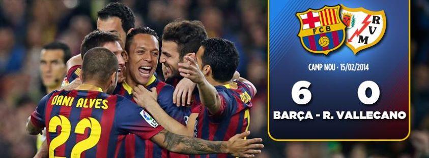 Barca Score