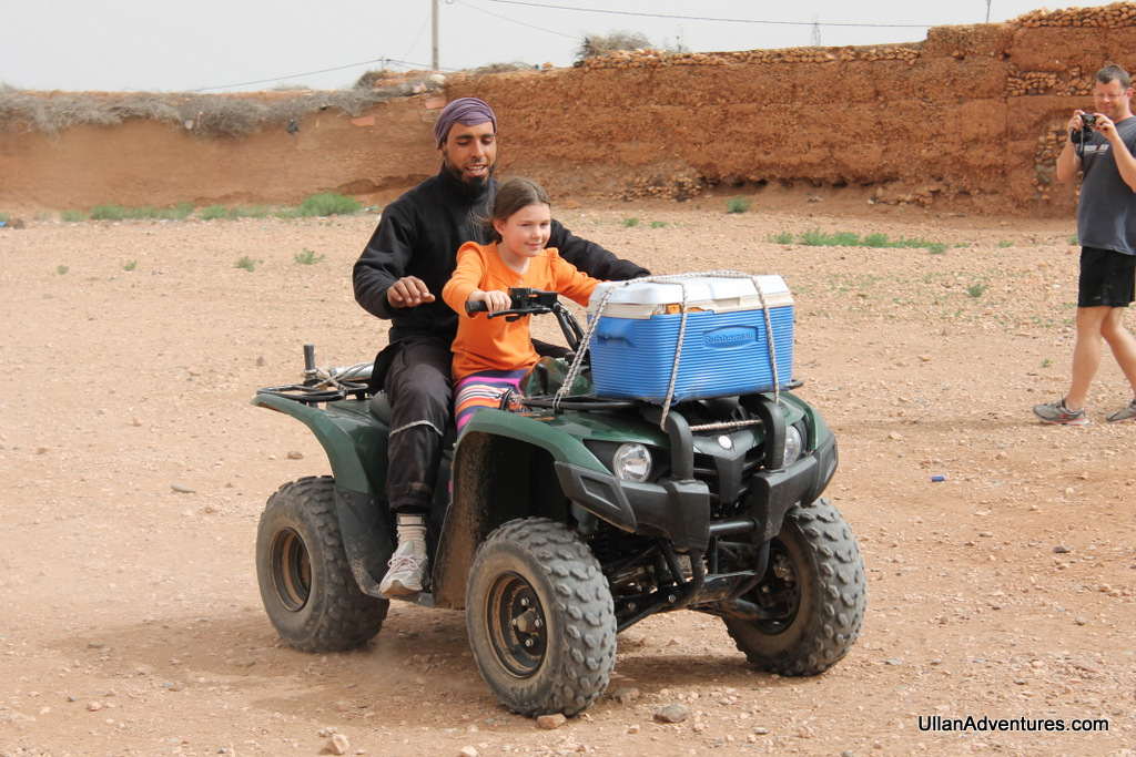 ATVs in Marrakech, Morocco