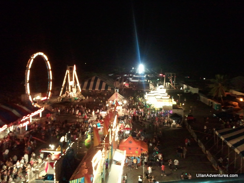 From the Ferris Wheel