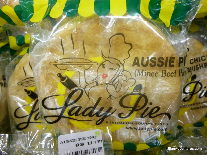 I think I'll pass on the Lady Pie too