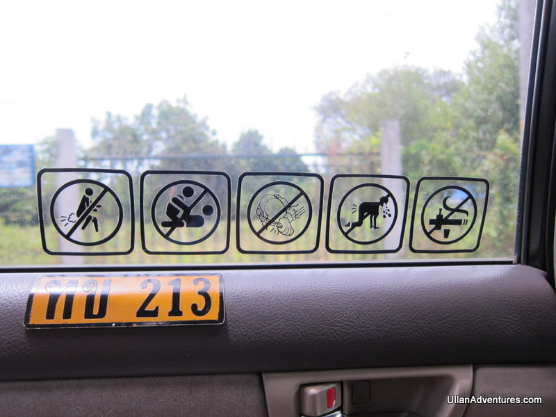 Found in a taxi